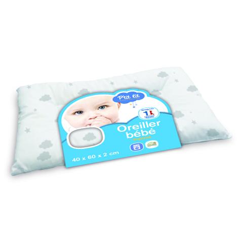 oreiller plat pour enfant Couettes et oreillers Archives   P'tit lit oreiller plat pour enfant